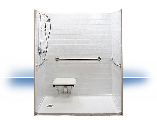 Winder Tub to Walk in Shower Conversion by Independent Home Products, LLC