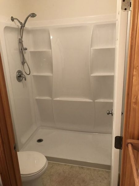 Custom Walk in Shower Installation in Atlanta, GA (1)